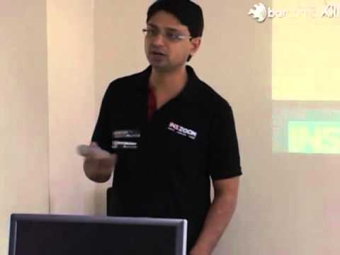 Barcamp Bangalore 13: Technology Innovation In Legal Industry