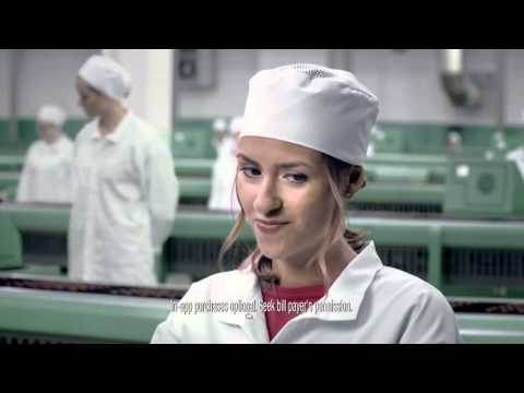 Winter Candy Factory - King Games - TV Ad