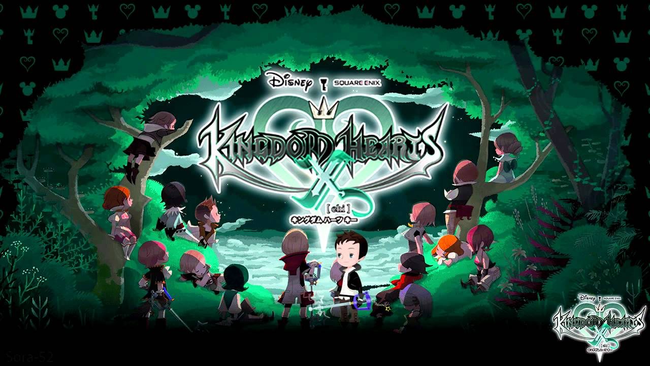 Kingdom Hearts χ Soundtrack by Yoko Shimomura