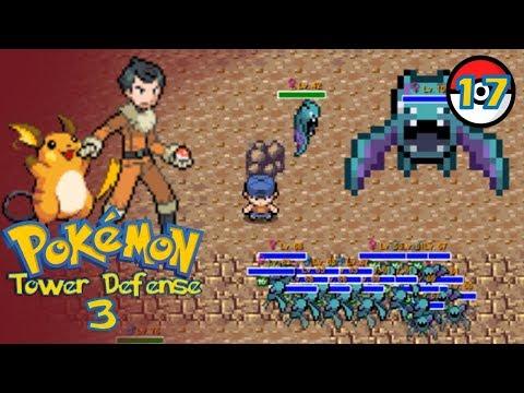 Pokemon Tower Defense 3 Part 17 -
