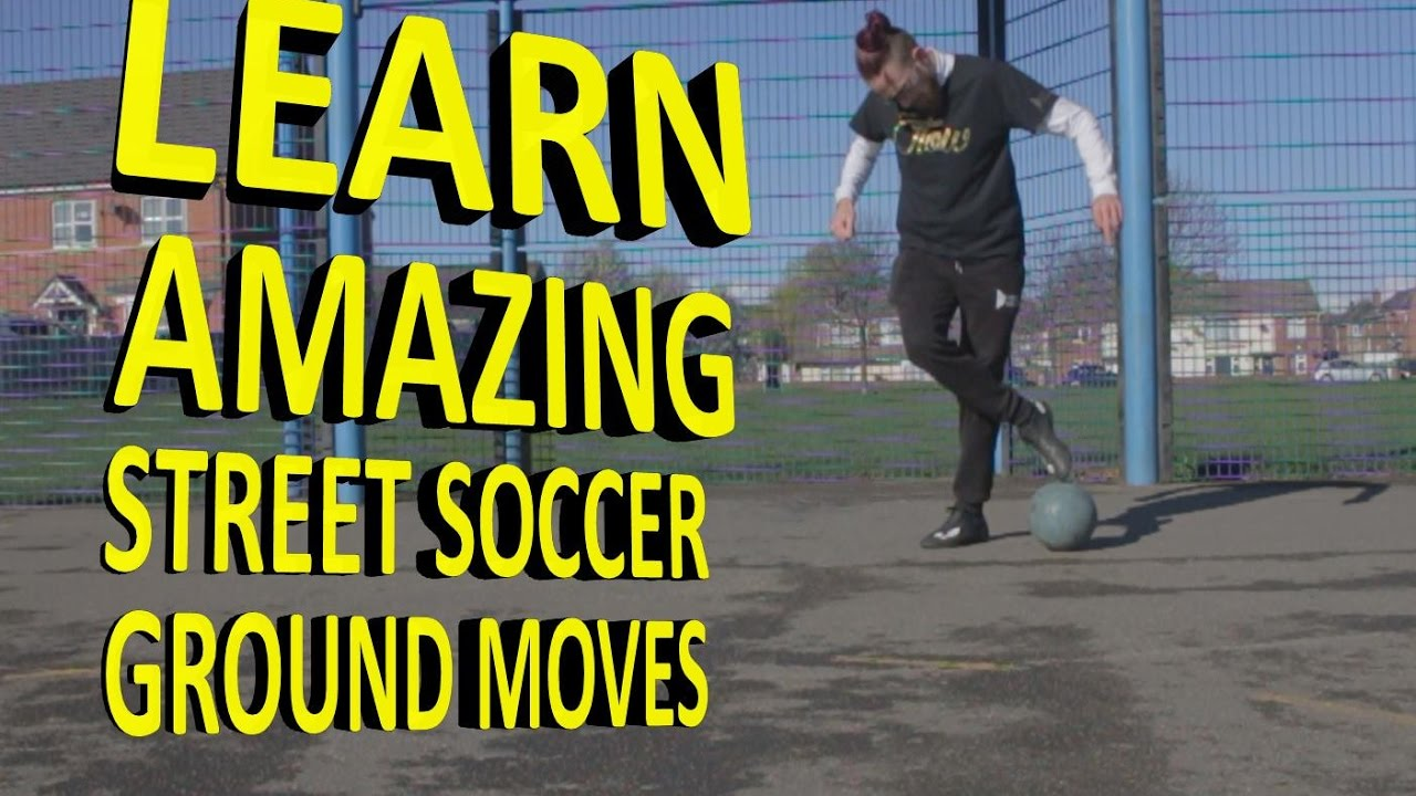 0a5d782d7d Learn Amazing Street Soccer Skills Ground Moves Combo 11 - YouTube