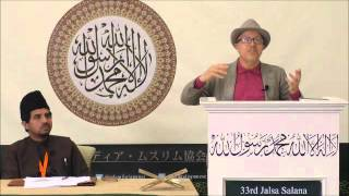 Islam And Human Rights by Abdullah Giovanni at 33rd Jalsa Salana Japan
