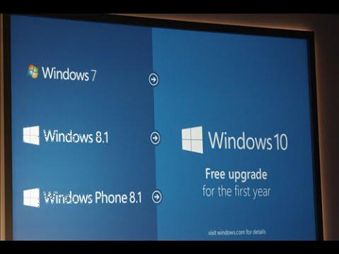 ترقية ويندوز 7 الى ويندوز 8.1 مجانا