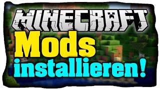 Minecraft Mods installieren! 1.12 (Tutorial) Wie installiere ich Mods? | Deutsch
