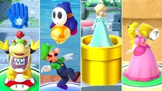 Super Mario Party - All Items