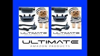 No Bark Vibrate Antishock Small Large Dogs Collar  - Pompano Beach, FL