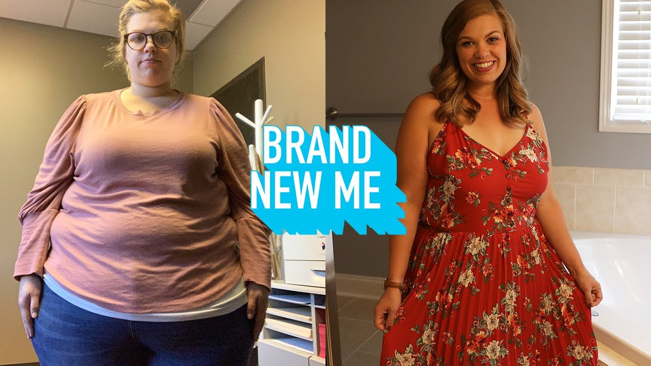 I Lost 106lbs Without Stepping Foot In A Gym | BRAND NEW ME