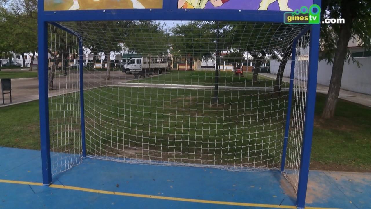 El Parque Teniente Guillermo Antúnez Mellado mejora notablemente su aspecto e instalaciones