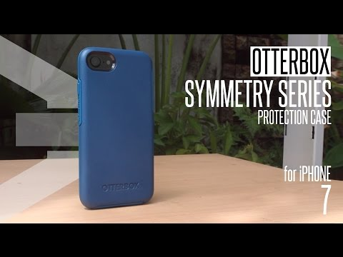 detailed look 6cacd 086f1 Otterbox Symmetry Series Case Review | iPhone 7 #13 - YouTube