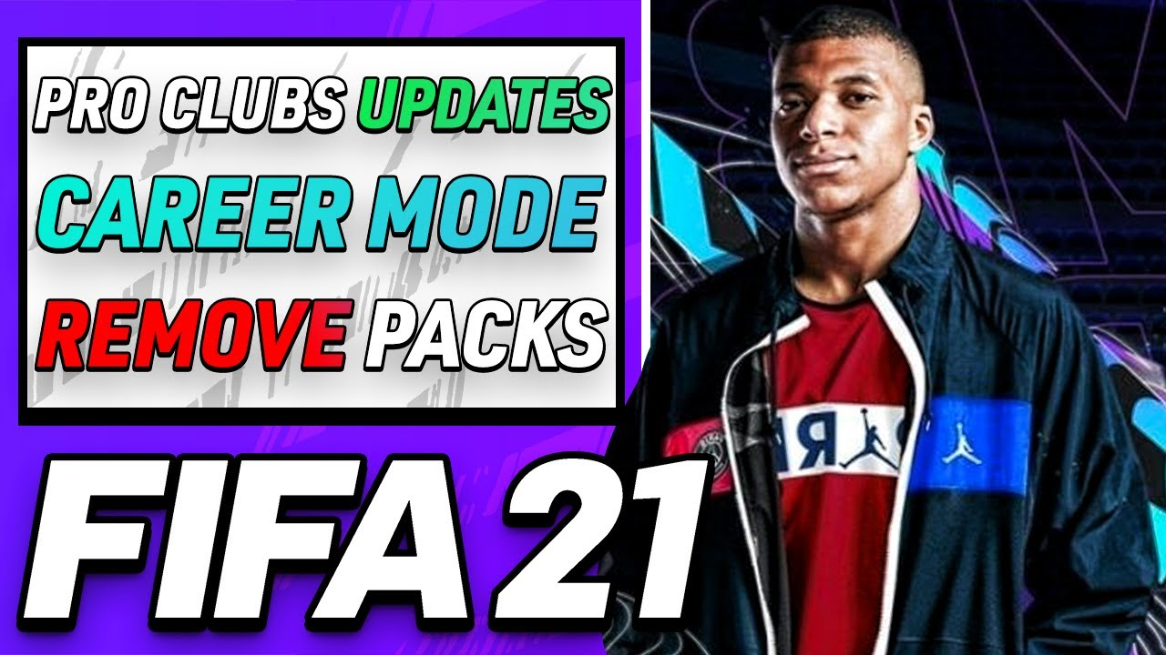FIFA 21 News We All Wanted...