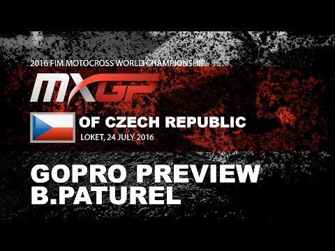 First GoPro Lap of  Loket, MXGP of Czech Republic with Benoit Paturel