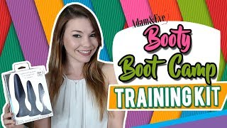 My First Anal Sex Toy | A&E Booty Boot Camp Training Kit | Butt Plug Review
