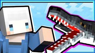 【Minecraft | 末世時代】#21 可愛的滑齒龍👈可怕的巨翅鱟😱 thumbnail