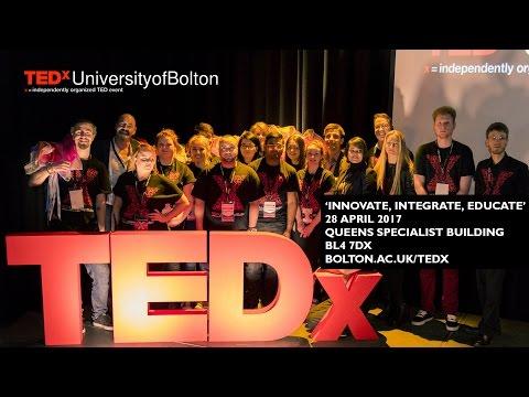 Afternoon Session - TEDxUniversityOfBolton