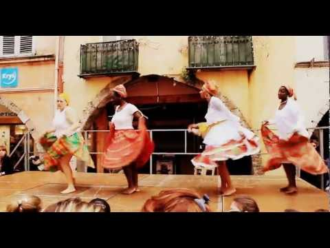 Creole Dancing in Grasse