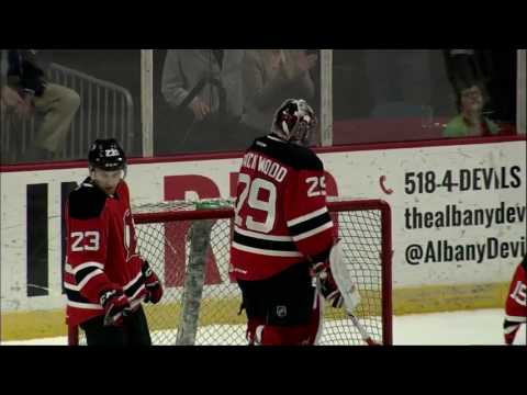 Highlights: Rochester 0, Albany 3