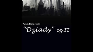 Dziady część II audiobook