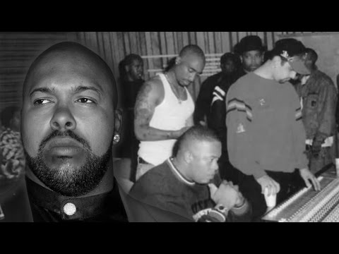 'Suge Knight Was A Wolf In Sheep's Clothing' - Kendrick Wells On Becoming Tupac's Personal Assistant