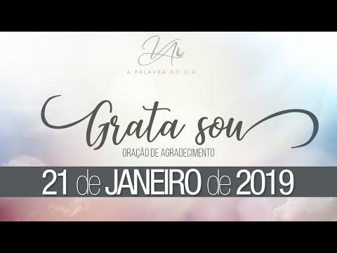 Grata Sou! - 21 de Janeiro de 2018