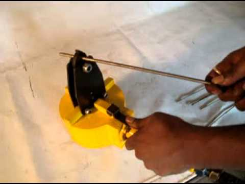 Pneumatic Wire Cutter - YouTube