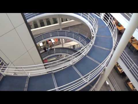 LSE Student video diary | Yea Won takes us on a tour of the LSE Library