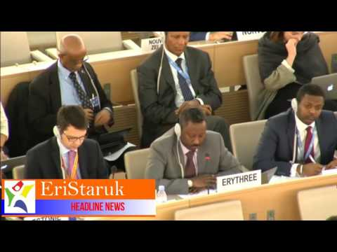 Eritrea's response to SR on Human Rights in Eritrea - 33rd Meeting, 34th Regular Session HRC