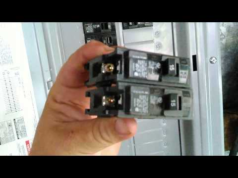 wiring up the lowes 60 gal kobalt air compressor youtube Sullair Compressor Wiring Diagram