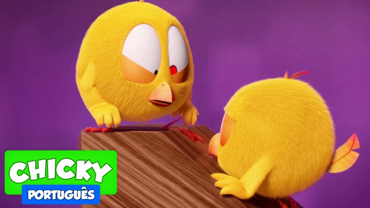 Onde está Chicky? 2020 | A MONTANHA | Desenhos Animados Infantil