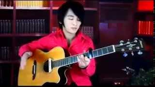 Tình Nhi Nữ - Tây Lương Nữ Quốc HÒA TẤU Guitar 女儿情 - 吉他-