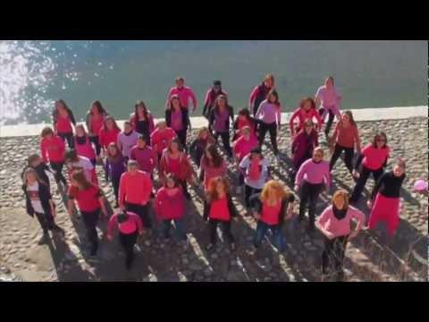 Break the Chain - One Billion Rising Verona - Italy