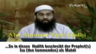 Anti-Ahmadiyya gesteht JESUS und MAHDI eine PERSON
