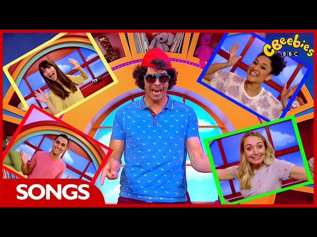 CBeebies Songs   House Party Song!