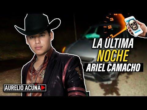 La Última Noche De Ariel Camacho D.E.P.