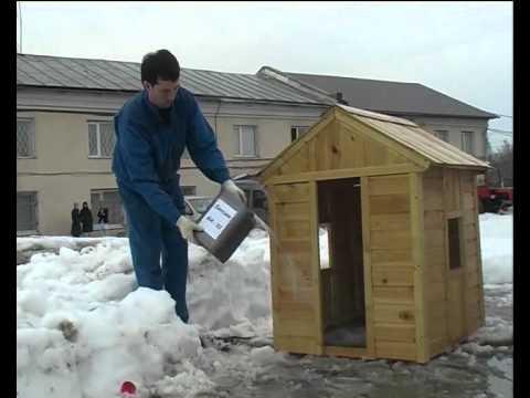 Neomid 450-1 / 450 ОГНЕБИОЗАЩИТА ДРЕВЕСИНЫ.avi