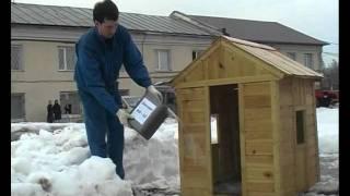 видео Огнезащита древесины. Огнезащитные материалы, ксд, Неомид, Просепт. Продажа