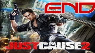 "Just Cause 2 - Gameplay Walkthrough (Part 68) ""Ending"""