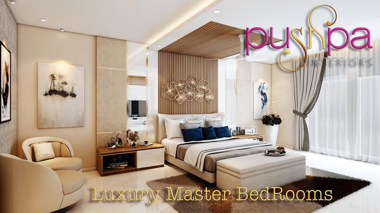Top 10 Luxury Master Bedroom Interior Designs Youtube