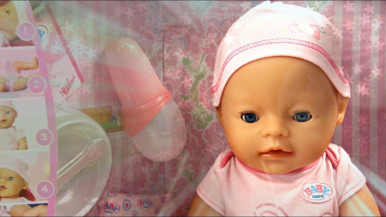 Baby Born Doll Lalka Baby Born Zapf Creation 818695