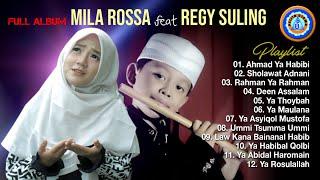 Mila Rossa Ft. Regy Suling - Full Album | Lagu Religi Islam Tersyahdu | Enak didengar sepanjang hari