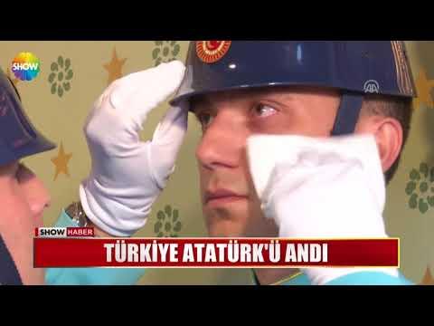 Türkiye Atatürk'ü Andı