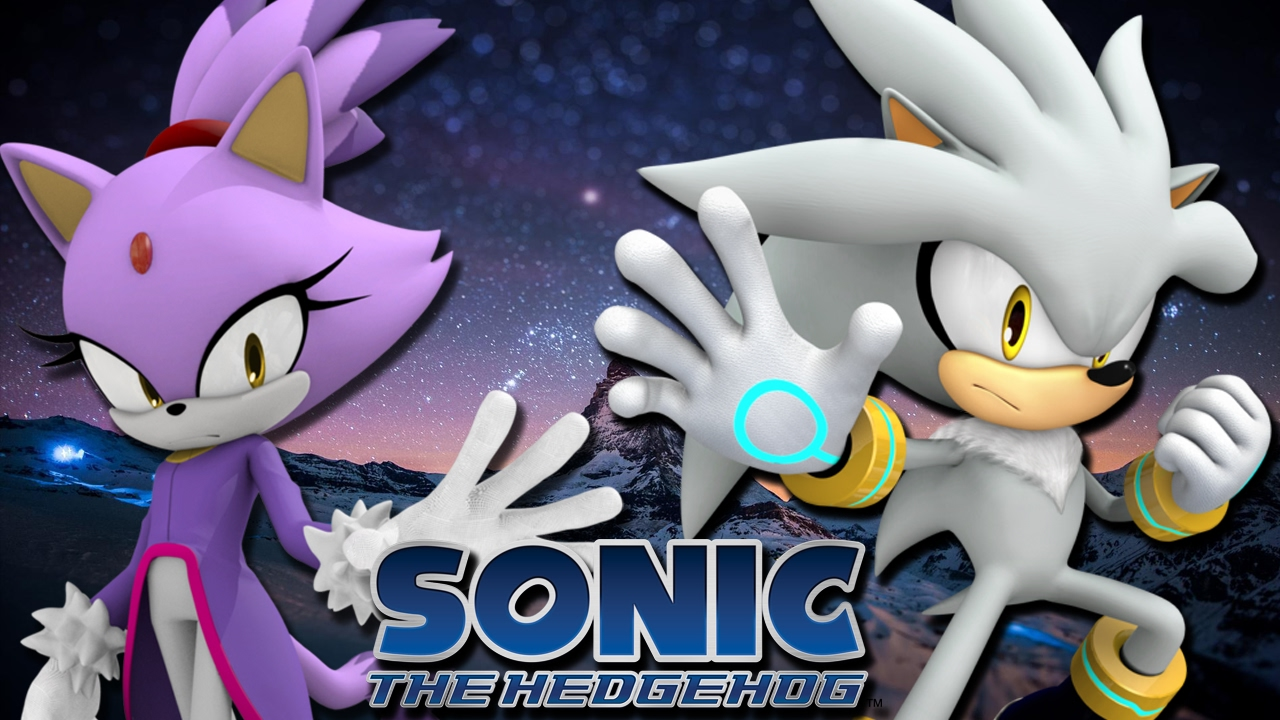 Sonic The Hedgehog 2006 Parte 8 Historia De Silver En Español Hd