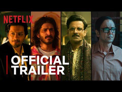 Ray | Official Trailer | Manoj Bajpayee, Ali Fazal, Kay Kay Menon & Harshvarrdhan Kapoor
