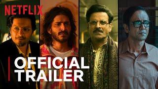Ray   Official Trailer   Manoj Bajpayee, Ali Fazal, Kay Kay Menon & Harshvarrdhan Kapoor