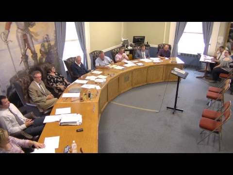 City of Plattsburgh, NY Meeting  6-28-18