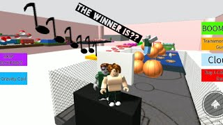 The winner is??? - ROBLOX (MALAYSIA) W/ Gipsy Danger