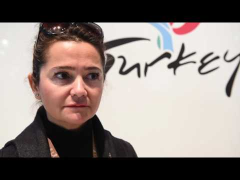 WTM 2016: Ayse Ebru Aksoy, key account director, UK & Ireland, Rixos Hotels
