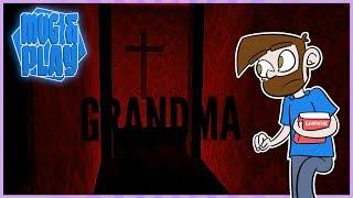 SCARY GRANDMA AND SCARIER GRAMMAR | Grandma