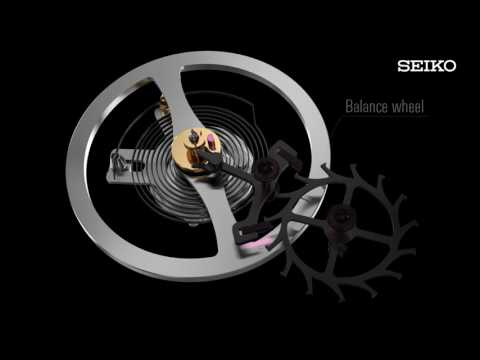The Seiko way. Mechanism of mechanical watch SPB039J1