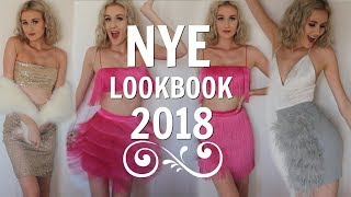 NYE PARTY LOOKBOOK - WHAT TO WEAR ON NYE