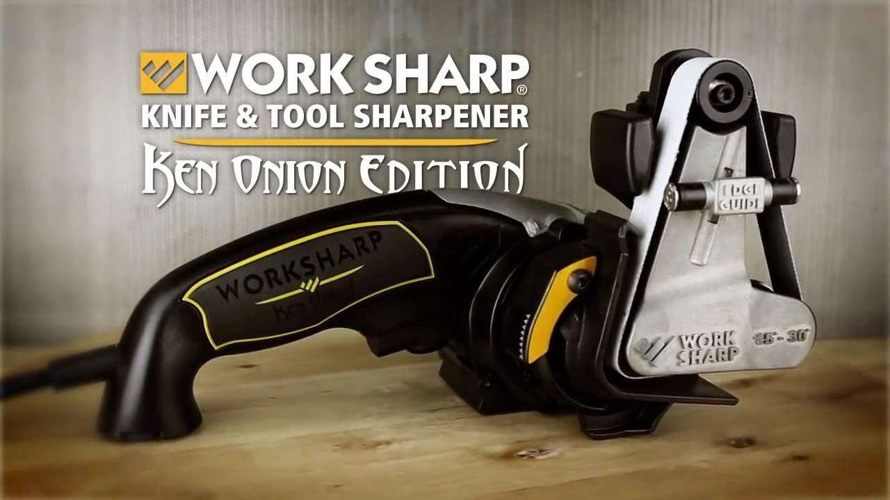 work sharp knife and tool sharpener ken onion edition
